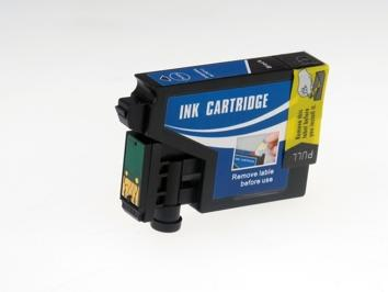 BTS Cartridge Epson T0711, black, 13ml - kompatibilní