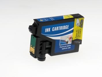 BTS Cartridge Epson T0714, yellow, 13ml - kompatibilní