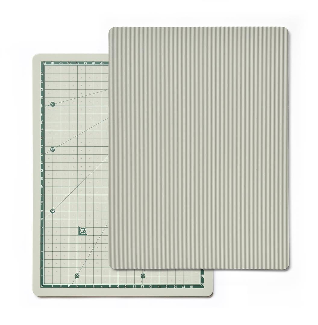 UNIVOX Podložka pro řezání a rýhování 30x22 cm, oboustranná