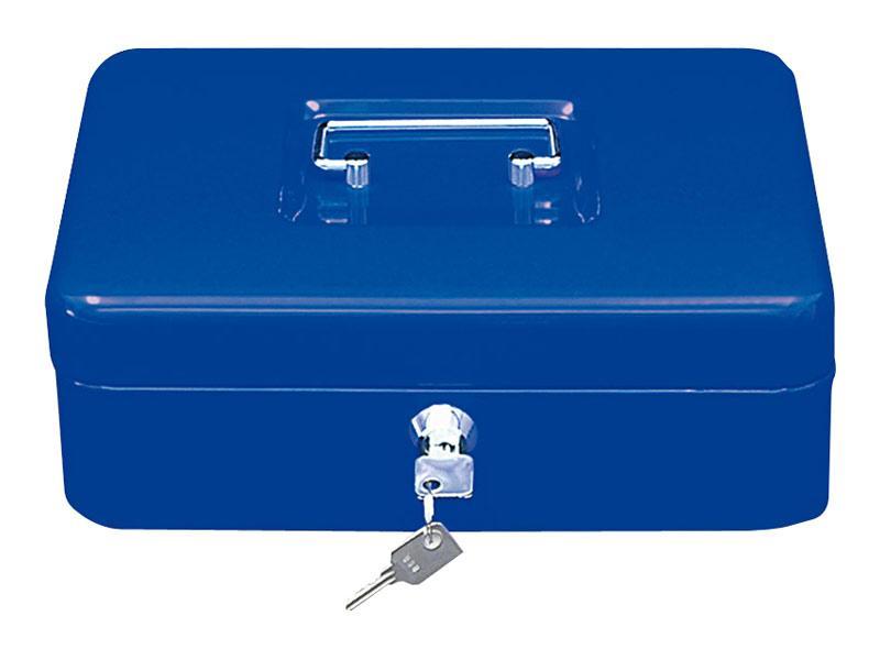 Přenosná pokladna WEDO 152, modrá