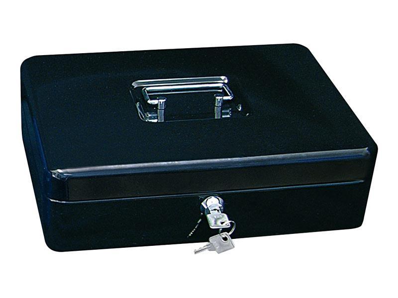 Přenosná pokladna WEDO 300, černá